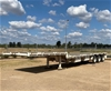 2014 Stonestar ST3 OD-BD-RT Triaxle Drop Deck Trailer