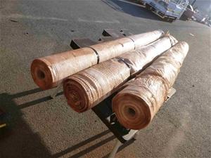 Rolls of Scaffold Plastic Mesh Sheeting
