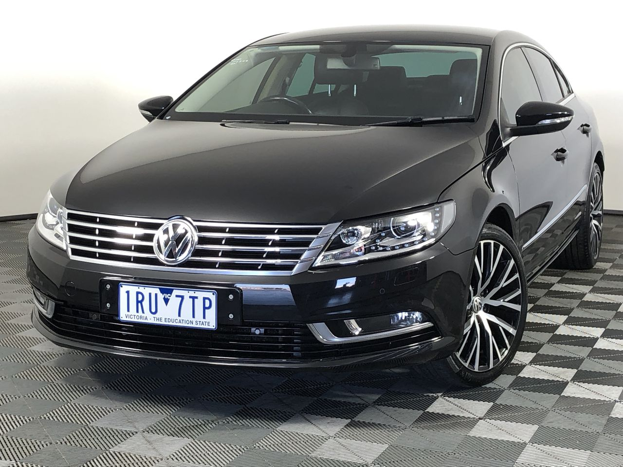 2015 Volkswagen CC 130TDI 3CC Turbo Diesel Automatic Coupe