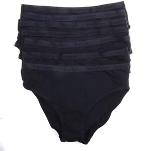7 x BENDON Women`s Comfy Briefs, Size S,
