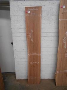 Timber Slab - Grey Ironbark