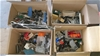 4 x Boxes of Assorted Minimax Tools
