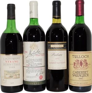 Mixed Pack of South Australian Red Wine,
