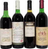 Mixed Pack of South Australian Red Wine, Mixed Vintage (4x 750mL)