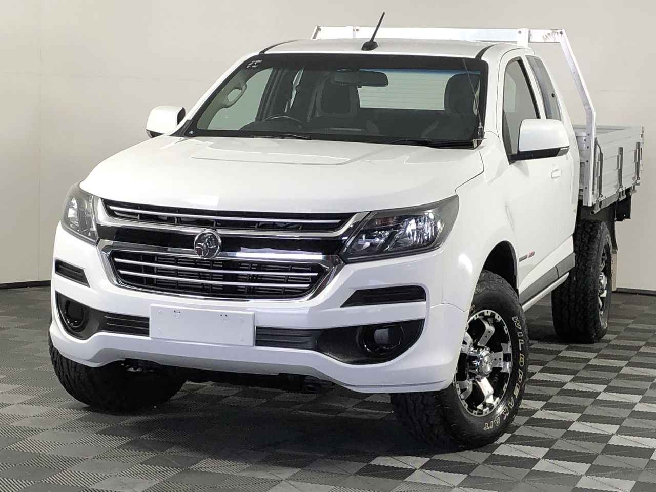 2017 Holden Colorado 4X4 LX RG Turbo Diesel Automatic Extra Cab