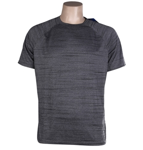 SIGNATURE Men`s Active Tee, Size XL, 4-W