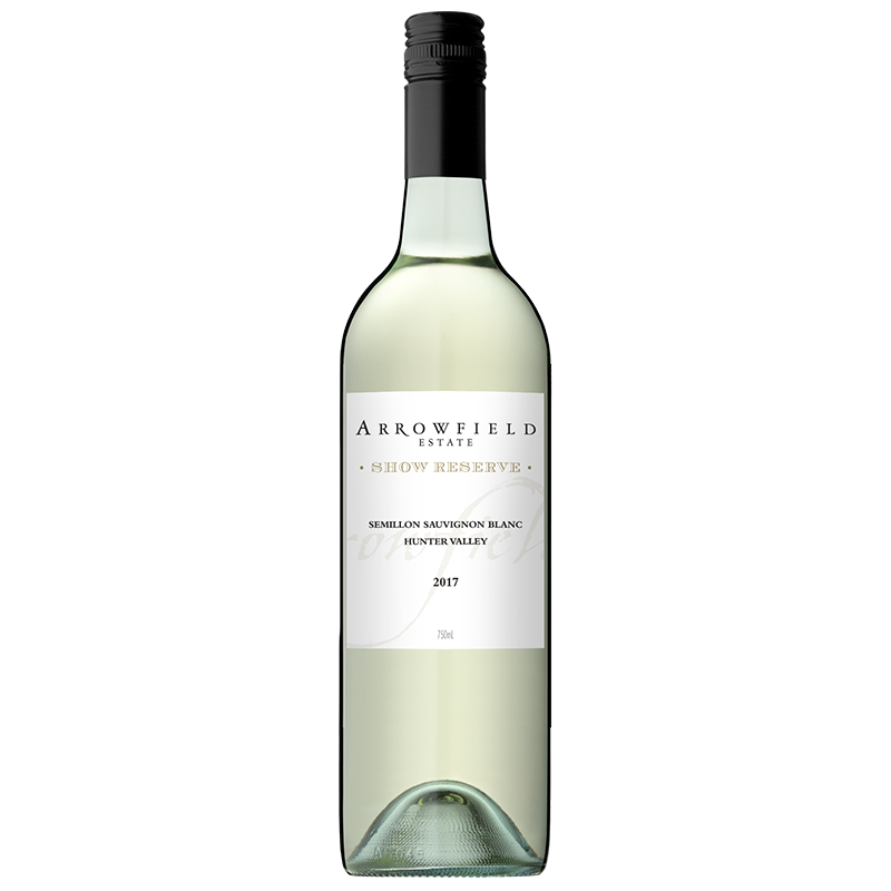Arrowfield Semillon Sauvignon Blanc 2017 (12x 750mL), Hunter Valley.