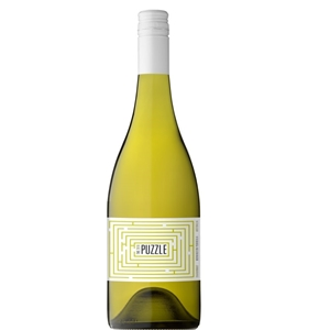 The Puzzle Chardonnay 2018 (12x 750mL),