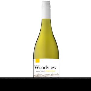Woodview Chardonnay 2016 (12x 750mL), Ya