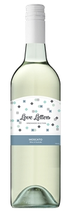 Love Letters Moscato NV (12x 750mL), Sou