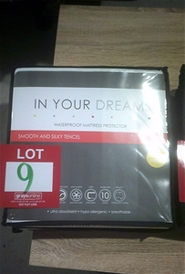"2 units of ""In Your Dreams"" Double size"