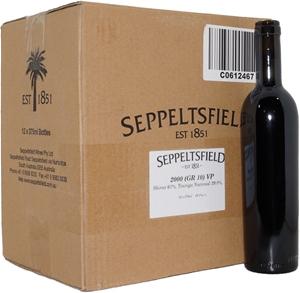 Seppeltsfield Unlabelled GR 10 Vintage P
