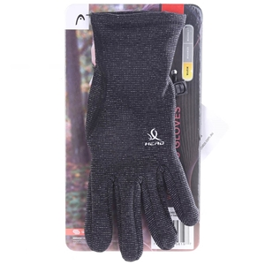 2 x HEAD Women`s Thermal Gloves, Size M,