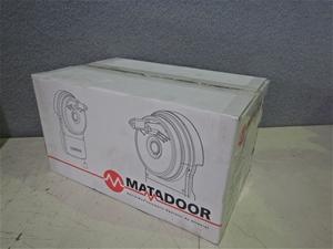 Gliderol Matadoor Automatic Garage Door