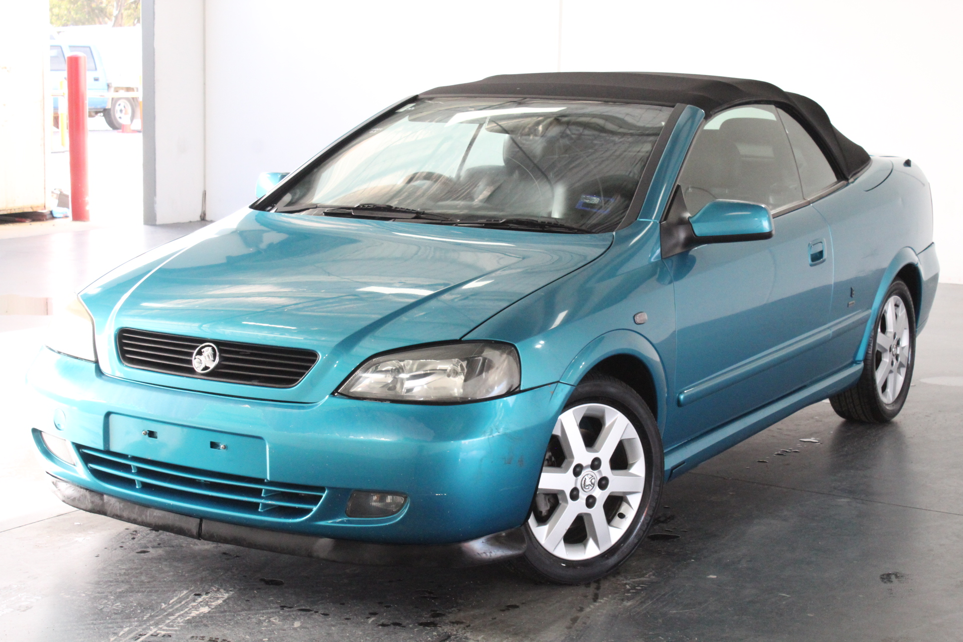 2004 Holden Astra Convertible TS Automatic Convertible