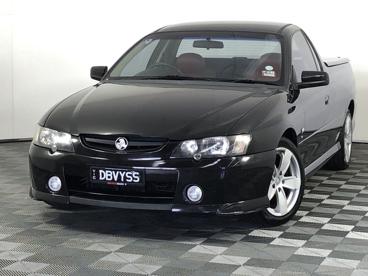 2003 Holden Commodore SS Y Series Manual Ute