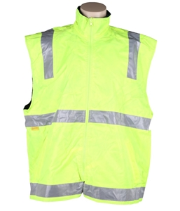 OUTDOOR WORLD Day/Night Vest With Polar