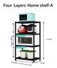 <b>Four Layers shelf 610 x 390 x1110mm</b>