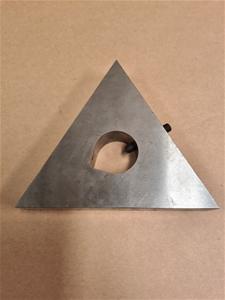 Steel Machinist Angle Plate