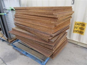 Timber Pressed Particle Board Sheets