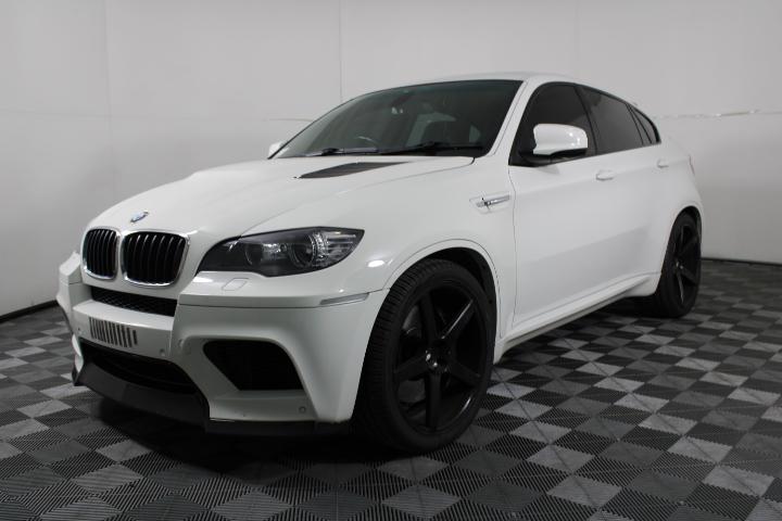 2010 BMW X6 M E71 Automatic Coupe