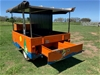 12/1995 Roswal Nomad Pop Top Single Axle Trailer