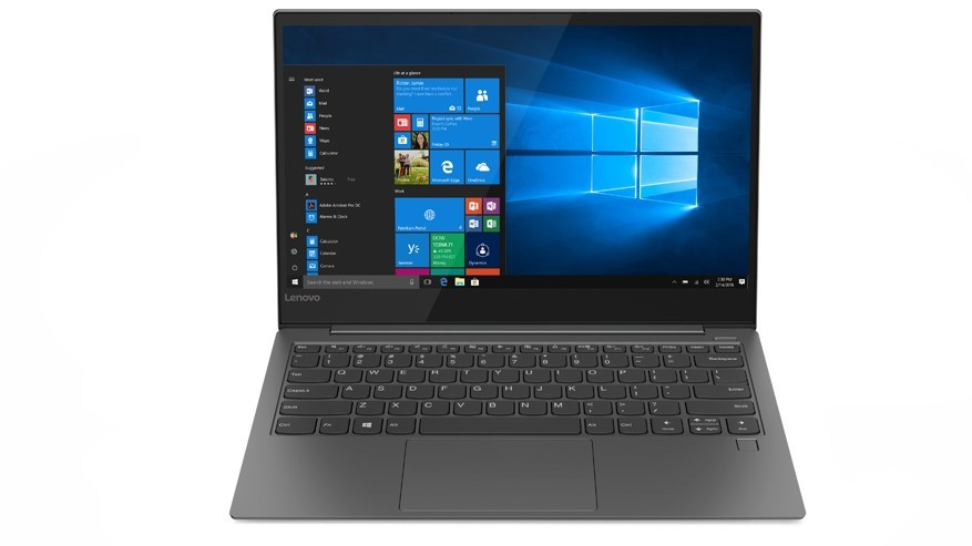Lenovo Yoga S730-13IWL 13.3-inch Notebook, Grey