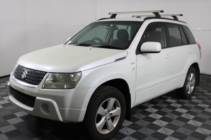 2010 Suzuki Vitara Manual Suv
