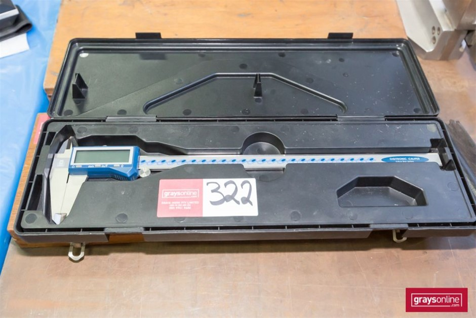 Moore And Wright Value Line Series Digital Vernier Calipers