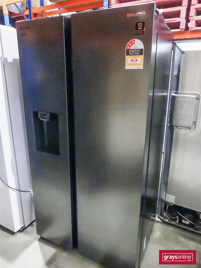 Samsung SRS673DMB 2 Door Refrigerator Freezer