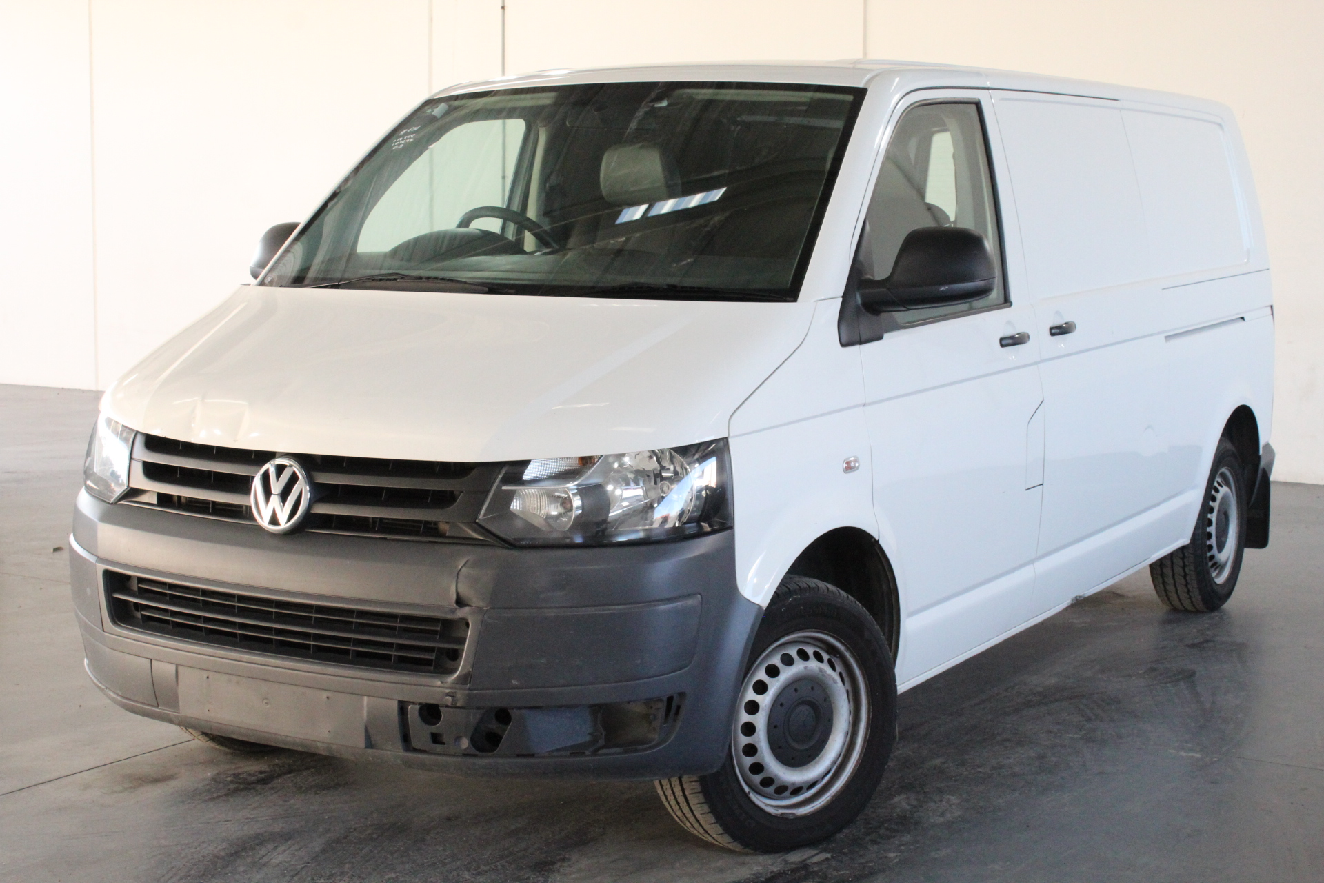 2012 Volkswagen Transporter TDI340 LWB T5 Turbo Diesel Manual Van