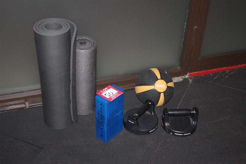 Assorted Home Work Equipment