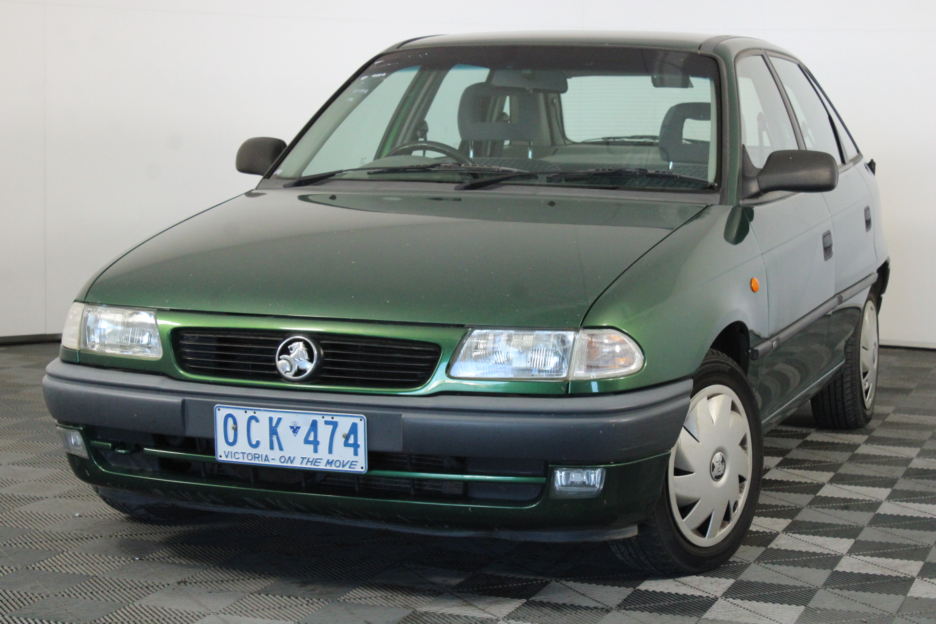 1996 Holden Astra GL TR Automatic Hatchback