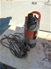 """Flygt 1 1/2"""" Submersible Pump with Float Switch"""