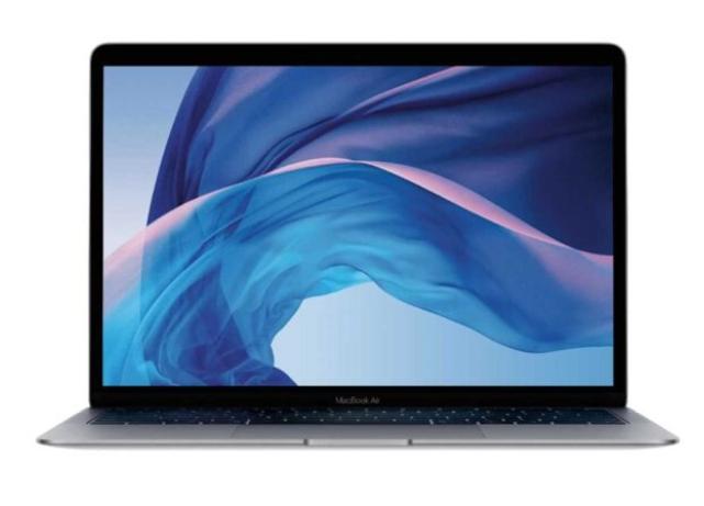 """MacBook Air 13.3"""" Laptop 8GB (MVFK2) Silver"""