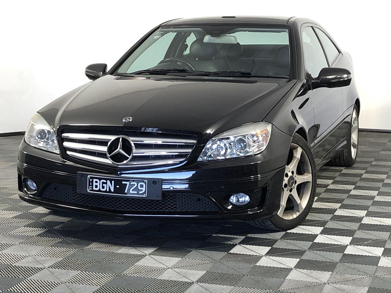 2008 Mercedes Benz CLC CLC 200 Kompressor CL203 Automatic Coupe