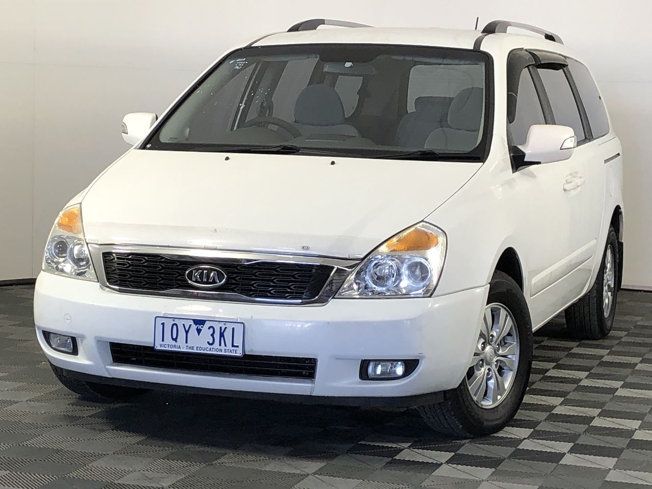 2012 Kia Grand Carnival Si Grand VQ Automatic 8 Seats People Mover