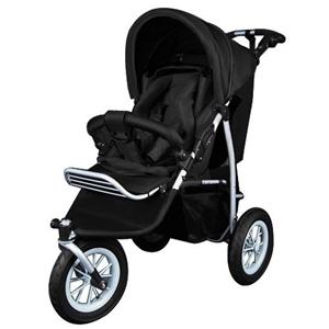 Buy 3 Wheel Baby Stroller with Bonus Rain Cover and Foot
