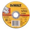 25 x DeWALT Metal Cutting Discs, 125 x 2.5 x 22.23mm. Buyers Note - Discoun