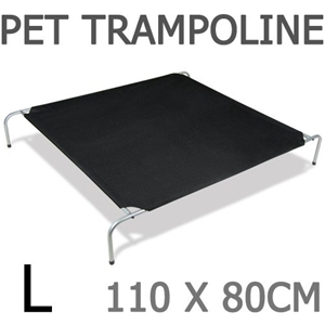 i.Pet Large Canvash Heavy Duty Pet Tramp