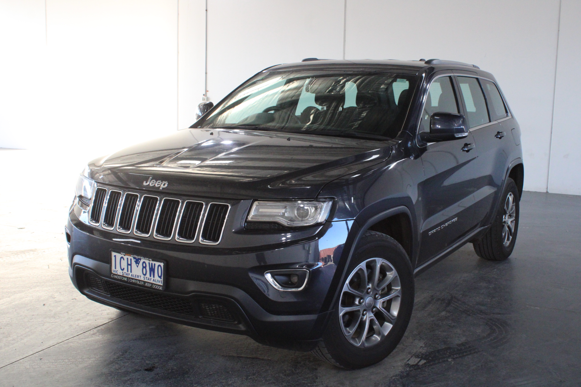2014 Jeep Grand Cherokee Laredo (4x4) WK Automatic - 8 Speed Wagon
