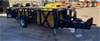 2011 Single Axle Attenuator Trailer