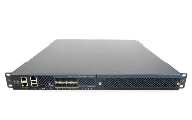 Cisco 5500 Series Wireless Controller for up to 250 Cisco Access Points
