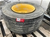 Rim & Tyre - 445/70 R22.6