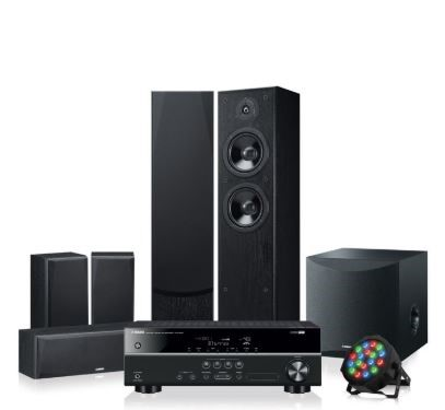 Yamaha LiveSTAGE 5500 Home Theatre System
