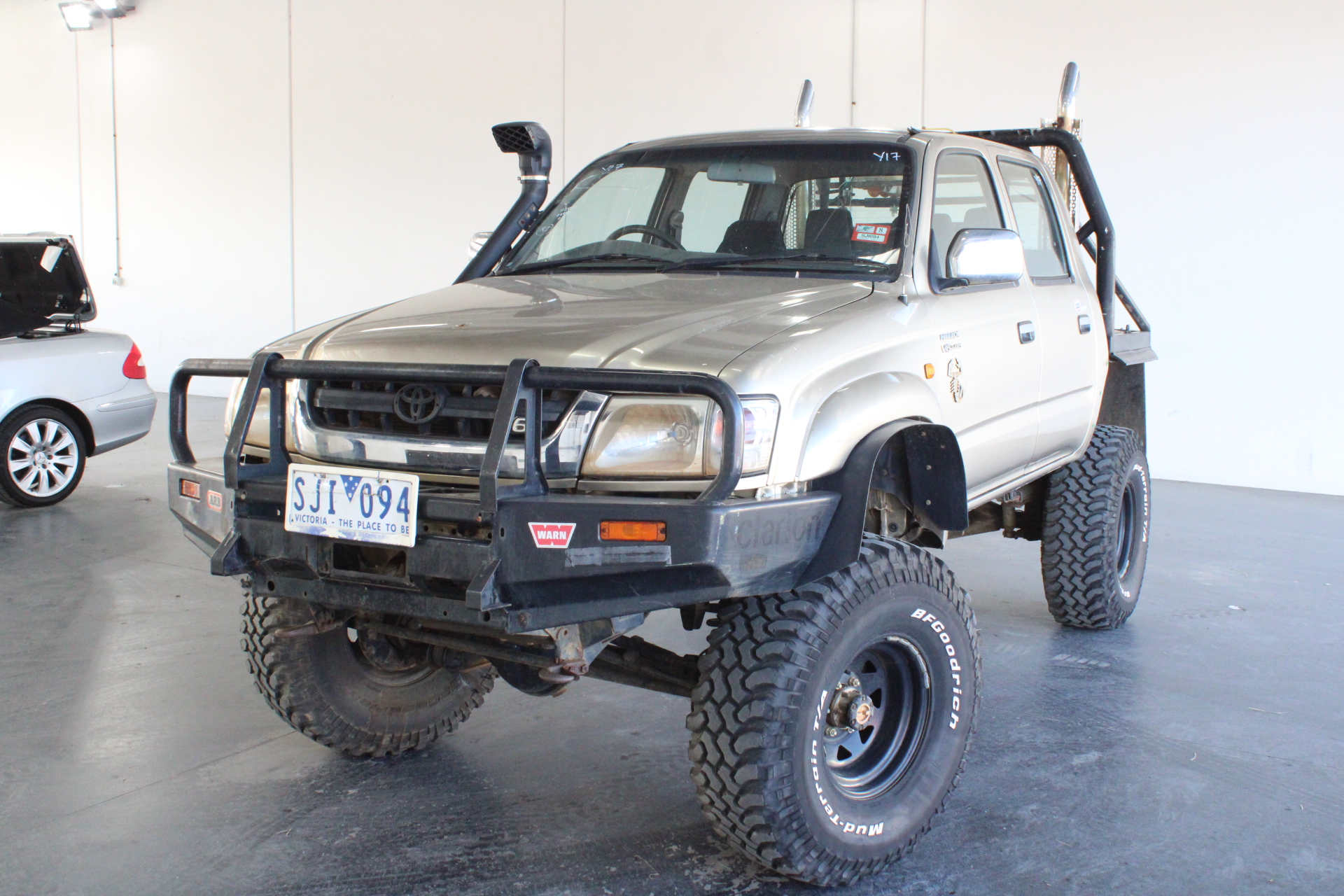 Kekurangan Toyota Hilux 2003 Murah Berkualitas