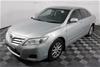 2010 Toyota Camry Altise 2.4Lt Auto 141,120 km's (Service History)