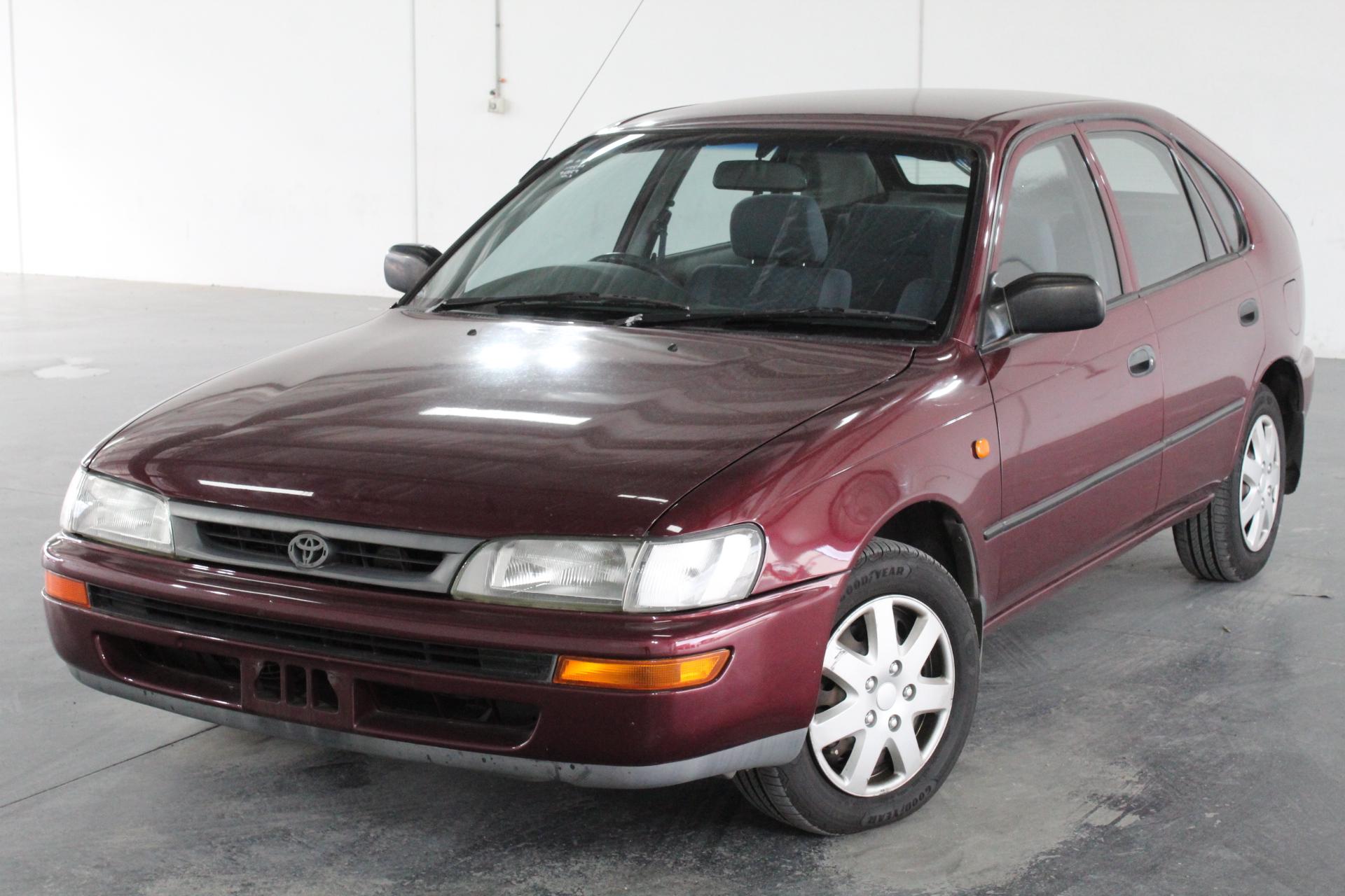 1998 Toyota Corolla Conquest Seca AE102 Automatic Hatchback
