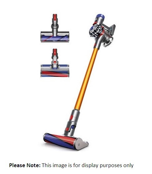 2 x Dyson V8 Vacuum Cleaners