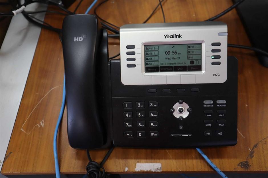 Telephone Systems Yealink Handsets Yealink Multi-line